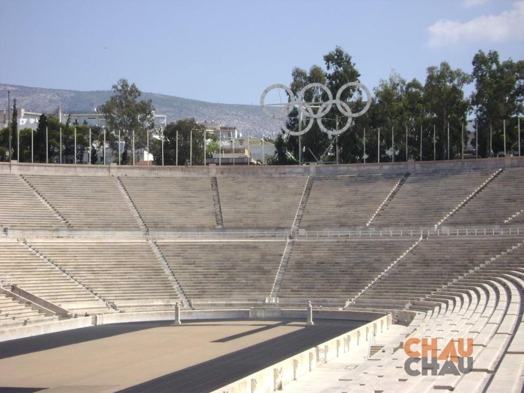 Cosas que recorrer en Atenas: El Estadio Panatenaico