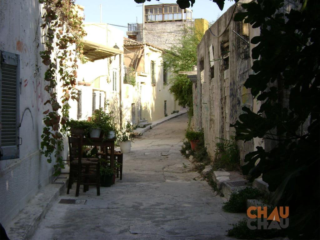 Barrio de Plaka, ¿que hacer en Atenas?
