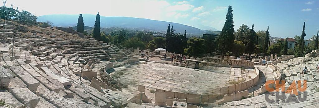 Atracciones en Atenas