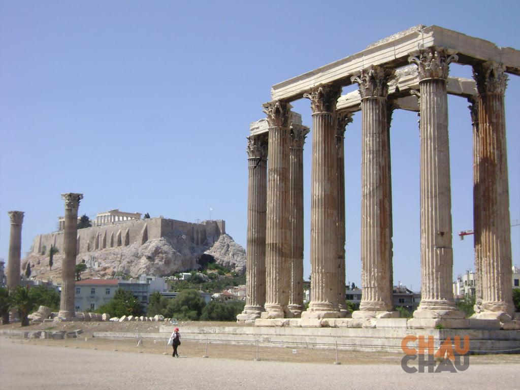 Templo de Zeus.