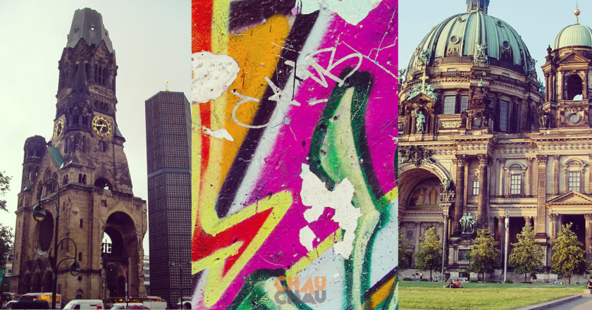 ITINERARIO PARA HACER UN DÍA EN BERLÍN