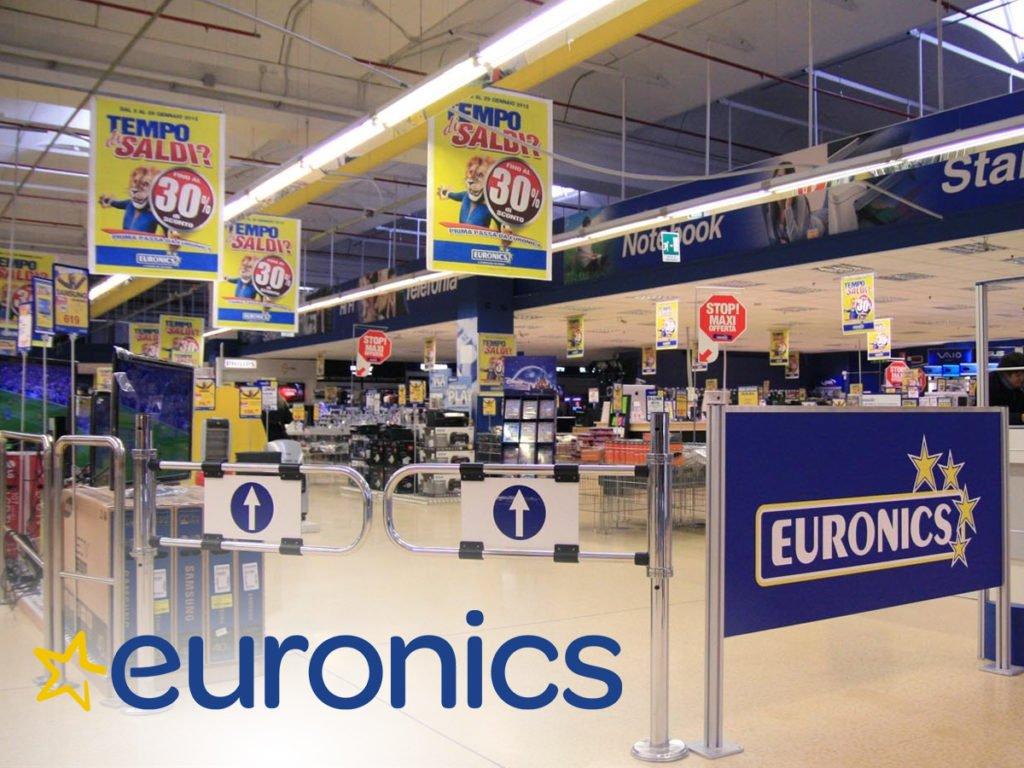 Euronics tecnología en toda Europa