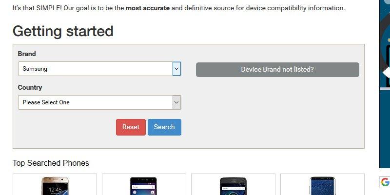 ¿Cómo saber si mi celular sirve en mi país?