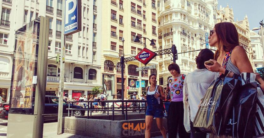 Donde ir de compras en Madrid