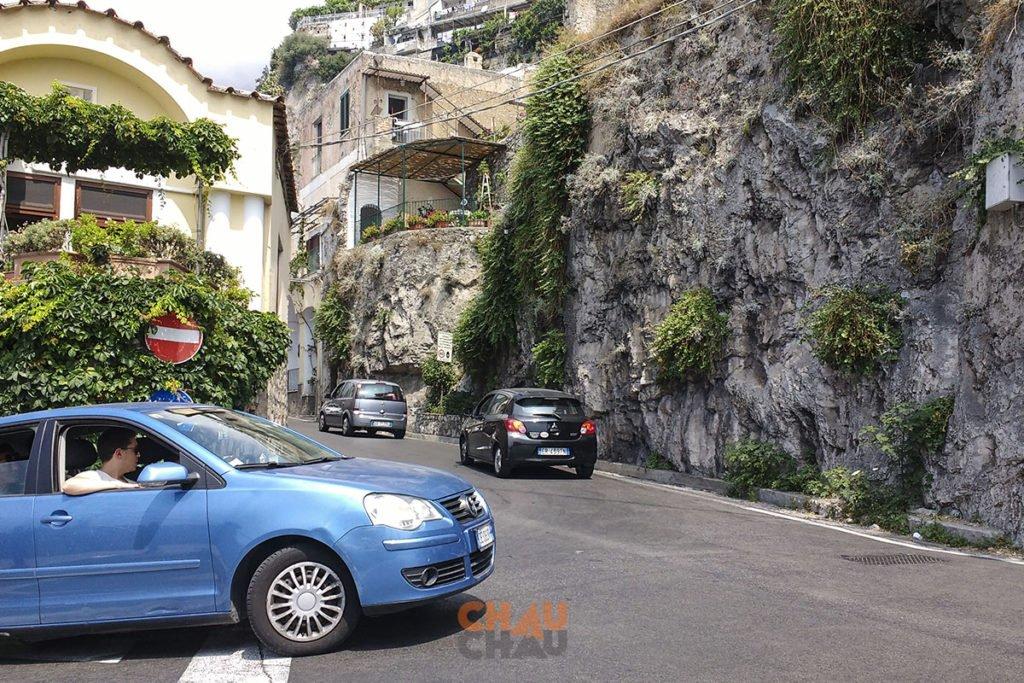 LA COSTA ITALIANA EN AUTO