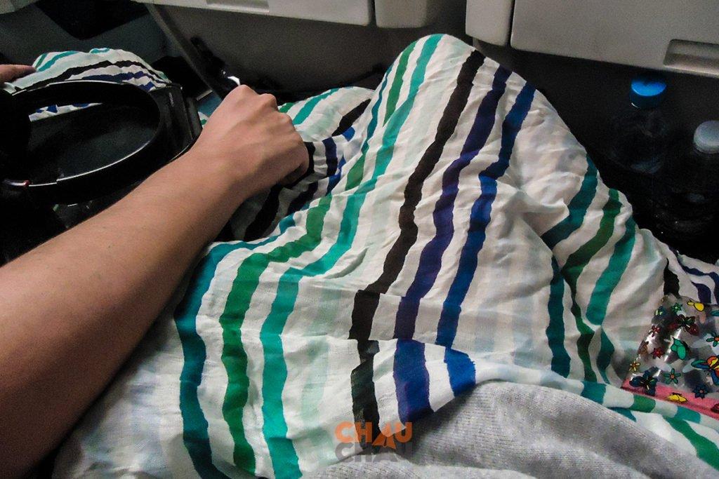 El pañuelo seguro va a la valija