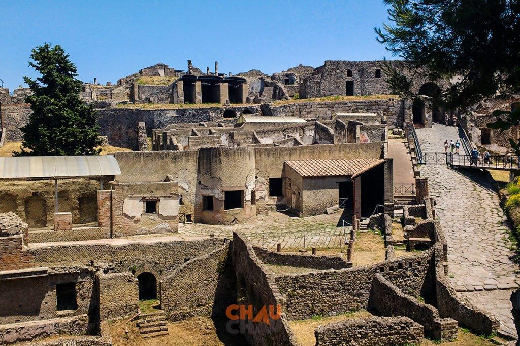 Pompeia Tickets