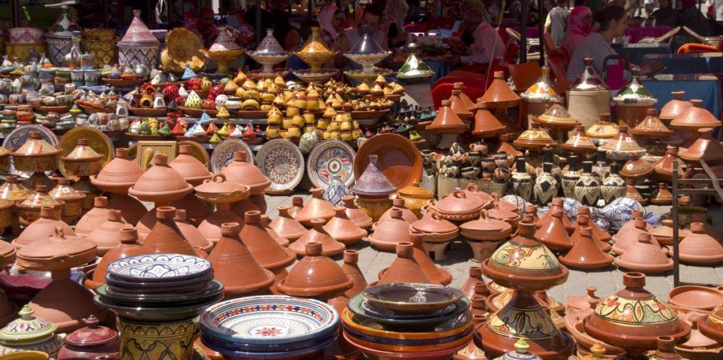 Tajines de Marruecos
