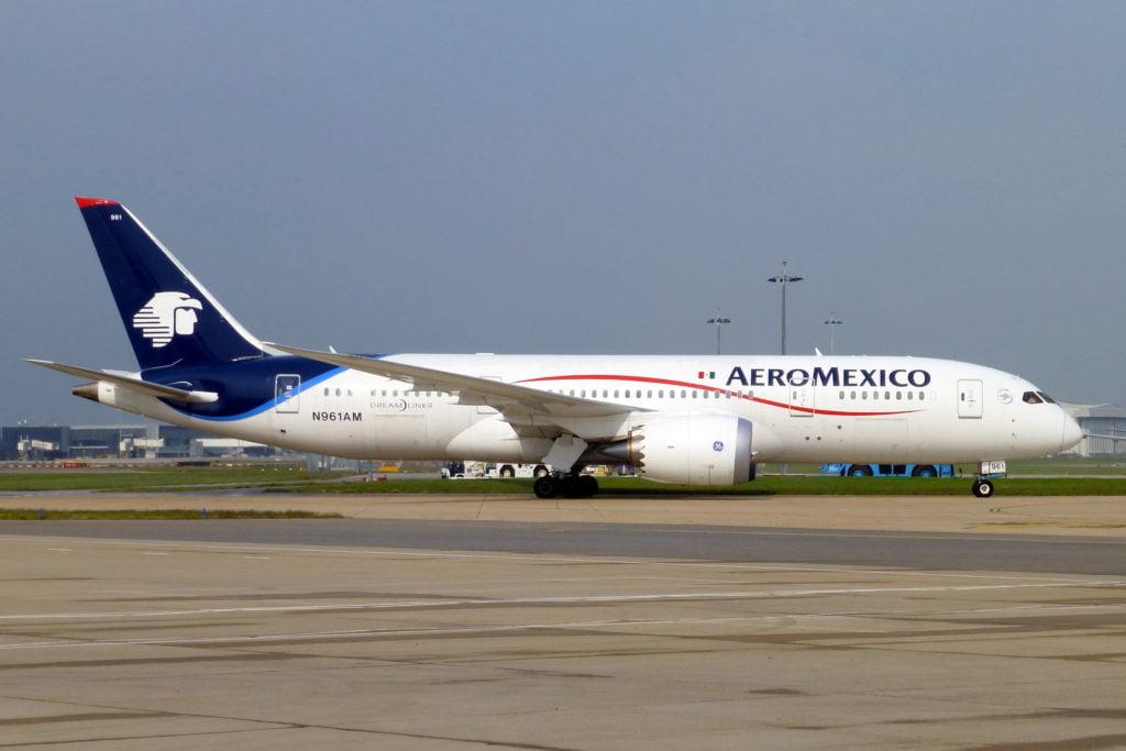 Aeromexico experiencias