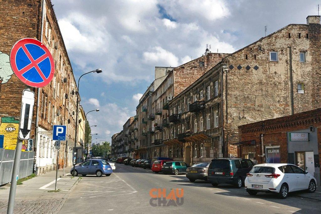 El bohemio barrio de Praga