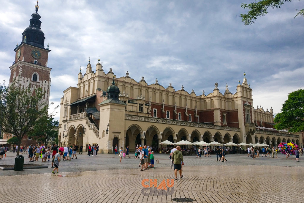 IMPERDIBLES DE CRACOVIA