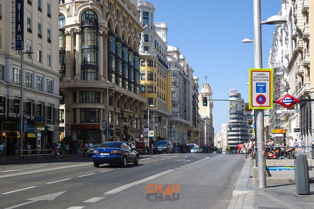 UBER Y CABIFY EN MADRID