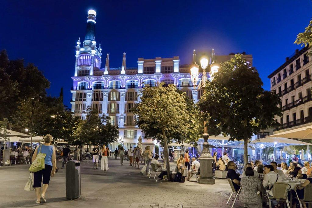 MEJOR ZONA PARA ALOJARSE EN MADRID