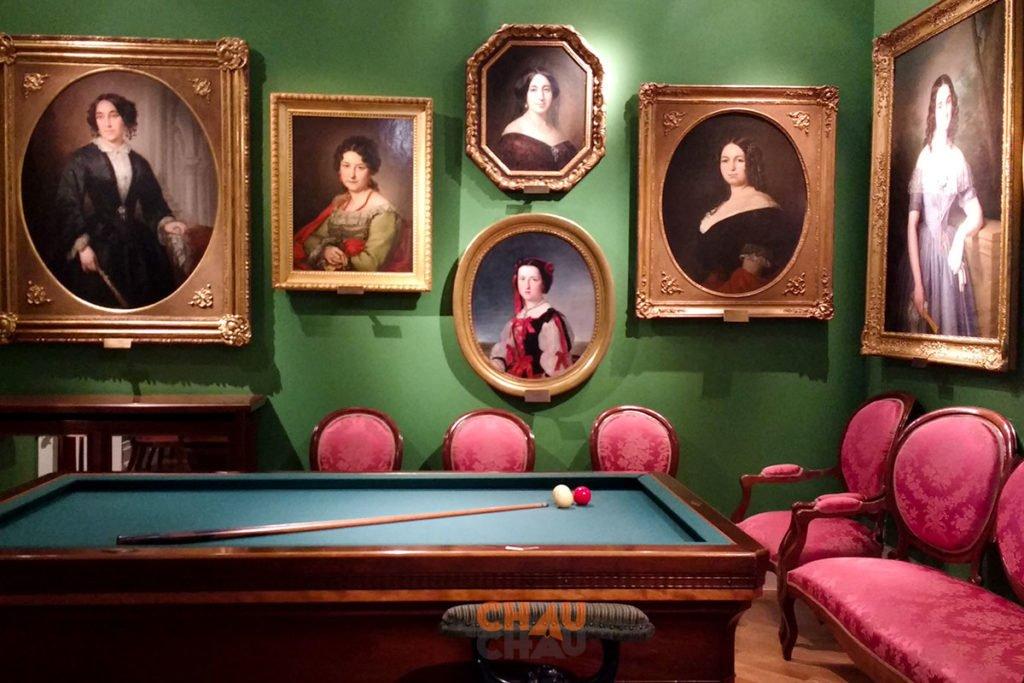 MUSEO DEL ROMANTICISIMO MADRID