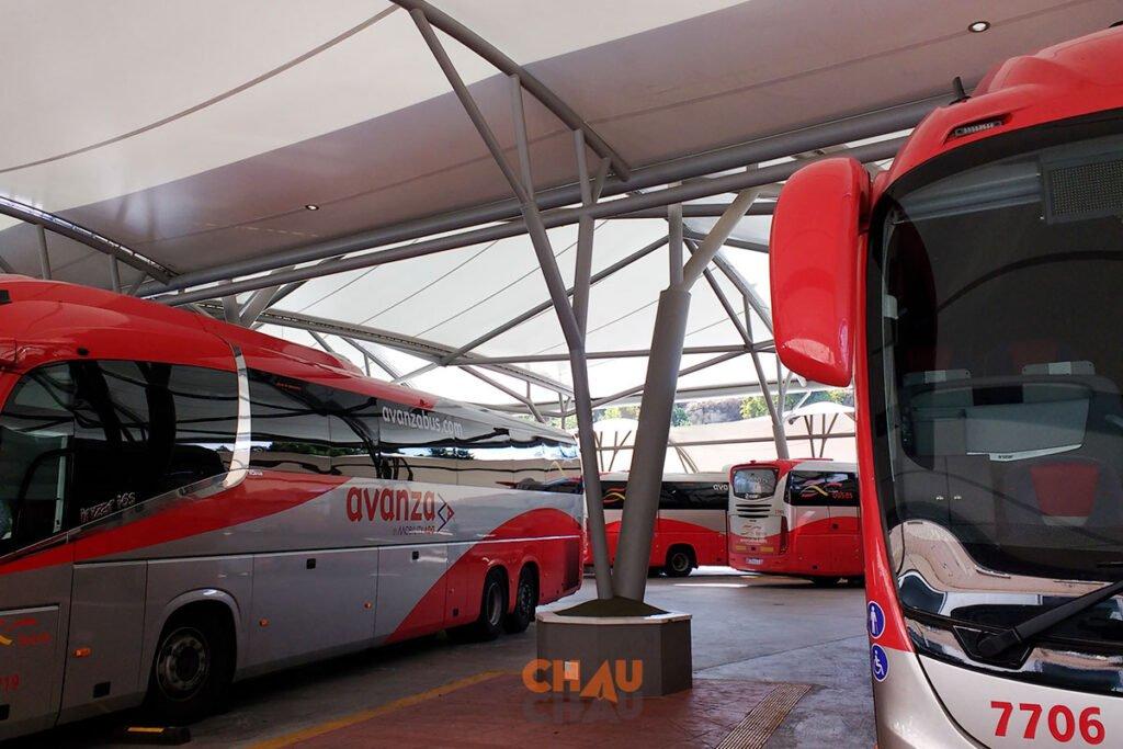 COMO IR DE MADRID A SEGOVIA EN BUS